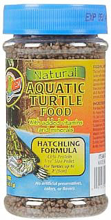 Zoo Med Natural Aquatic Turtle Food 1.6oz Hatchlin