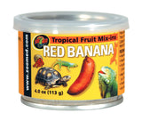 Zoo Med Tropical Fruit Mix Ins; available in different flavours