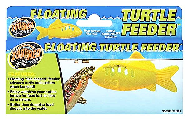 Zoo Med Floating Turtle Feeder-Feeding & Watering Accessories-Zoo Med-Petland Canada