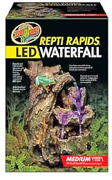 Zoo Med Reptirapids LED Waterfall Wood