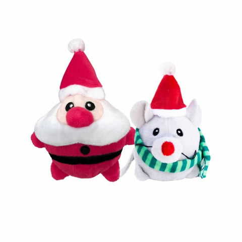 KONG Holiday Crackles PAL Assorted Cat Toy; Available in 2 Styles