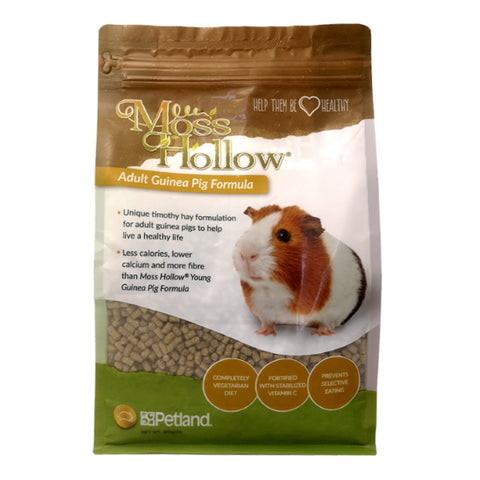 Moss Hollow Adult Guinea Pig Extrusion