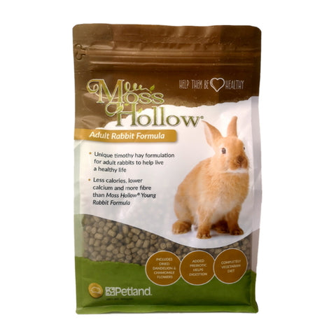 Moss Hollow Adult Rabbit Extrusion