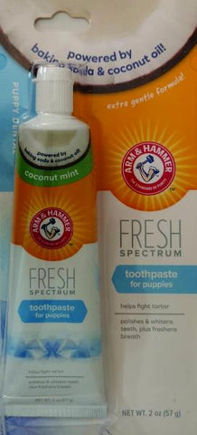 Arm & Hammer Toothpaste for Puppies