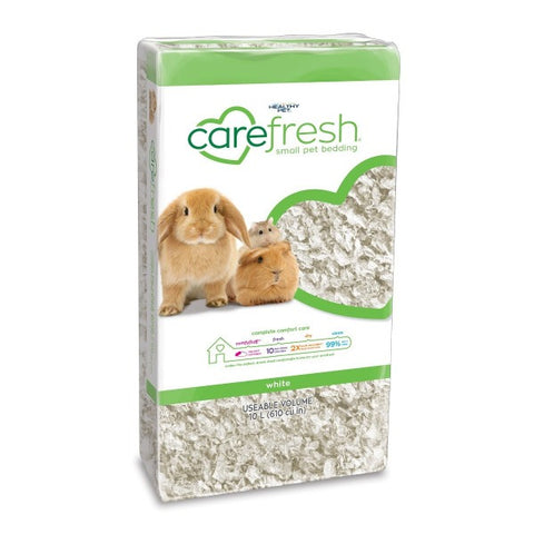 CareFresh White Small Animal Bedding; Available in 3 Sizes