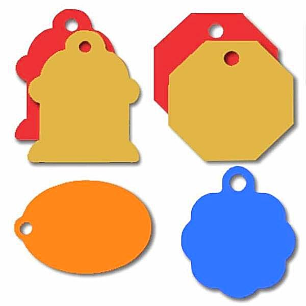 Classic Custom Engraved Pet Tags-Dog Tags-iMARC-Petland Canada