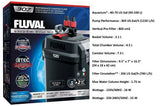 Fluval 07 Series External Canister Filter; Available in 4 sizes-Filtration & Circulation-Fluval-Fluval 307-Petland Canada