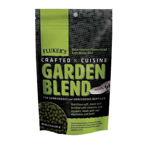 FLUKER'S Crafted Cuisine Garden Blend Diet (6.75 oz.)