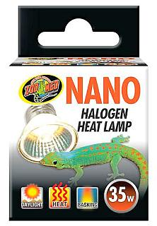 Zoo Med NANO Halogen Heat Lamp 35w