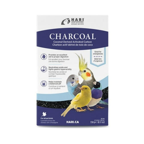 HARI Charcoal - 230 g-Health Care-Hagen-Default-Petland Canada