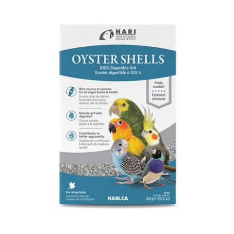 Hari Crushed Oyster Shells for Birds-Health Care-Hari-Default-Petland Canada