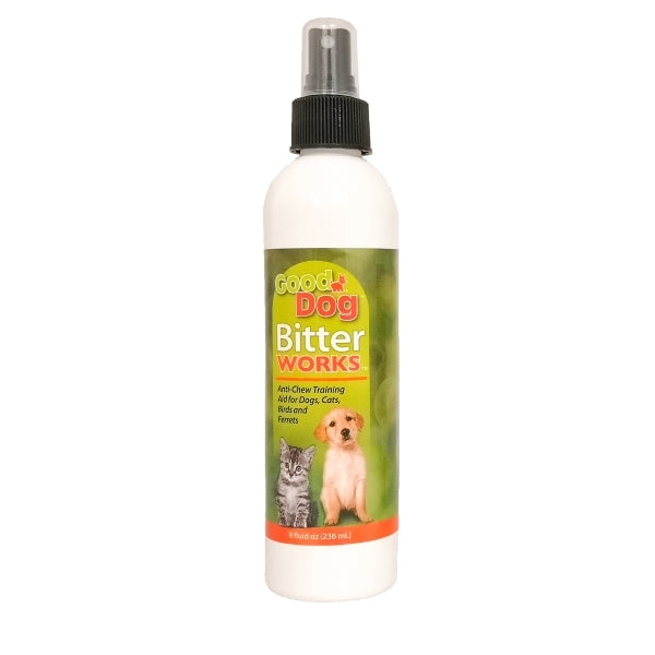 Bitter Works Anti Chew Spray 236 ml-Training & Behavior-Good Dog-Petland Canada
