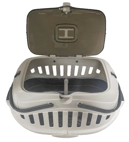 Plastic Pet Carrier for Small Pets-Accessories-Petland Warehouse-Petland Canada