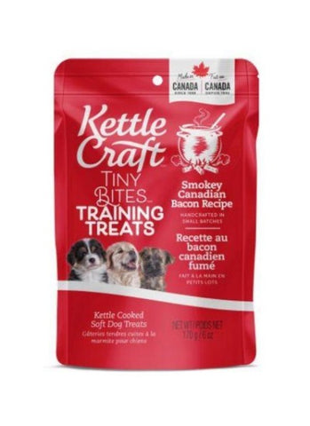 KETTLE CRAFT Smokey Canadian Recipe Dog Treats; Available in 3 sizes