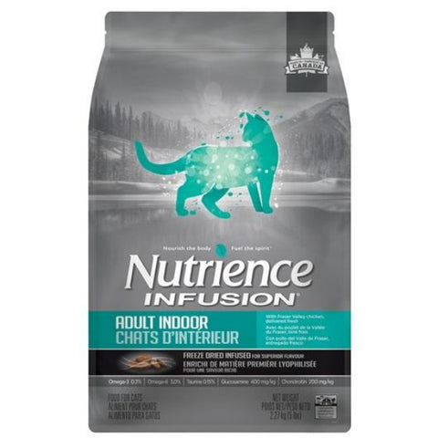 Nutrience Infusion Adult Indoor Chicken 2.27 kg