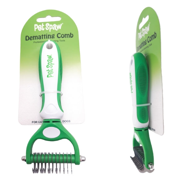 Pet Spaw Dematting Comb-Grooming-Pet Spaw-Cats & Small Dogs-Petland Canada
