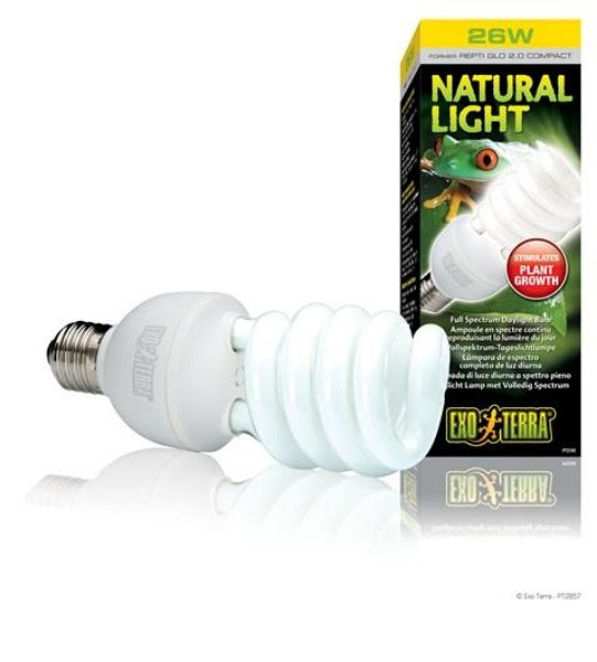 Exo Terra Natural Light - 26 W