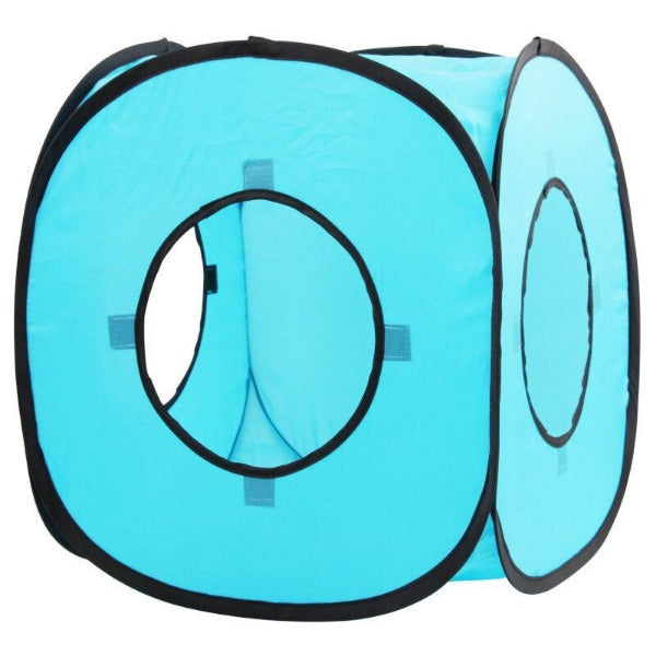 Pawise Pop Up Fun; available in Tunnel or Cube-Toys-Pawise-Pop Up Play Cube-Petland Canada