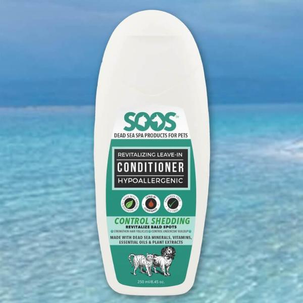 Soos Natural Hypoallergenic Revitalizing Leave-In Conditioner-Grooming-Soos-Petland Canada
