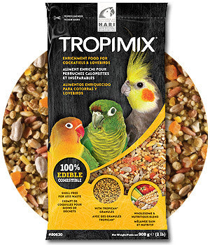 Tropimix Enrichment Food For Cockatiels and Lovebirds (2 lb)