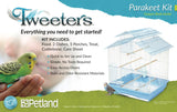 Tweeters Parakeet Kit