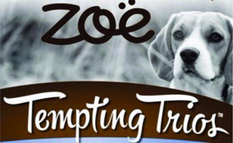 Zoe's Tempting Trios: Grain Free Wet Dog Food