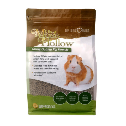 Moss Hollow Young Guinea Pig Extrusion 900g
