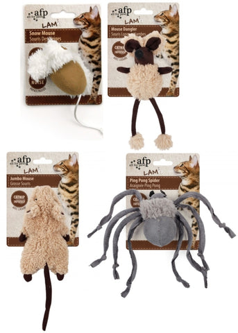 AFP Lamb Cat Toys-Toys-All For Paws-Petland Canada