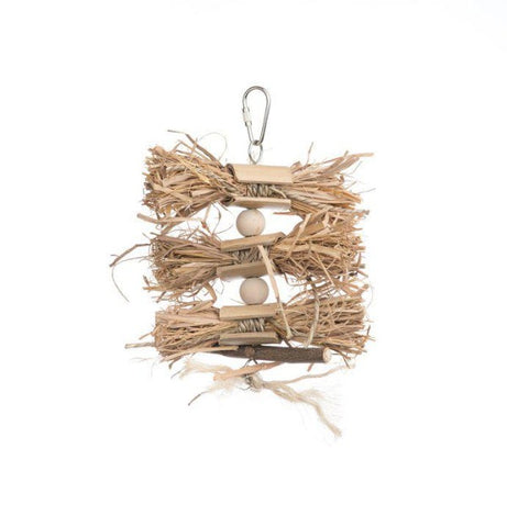 Prevue Hendryx Naturals Woodland Harvest Bird Toy