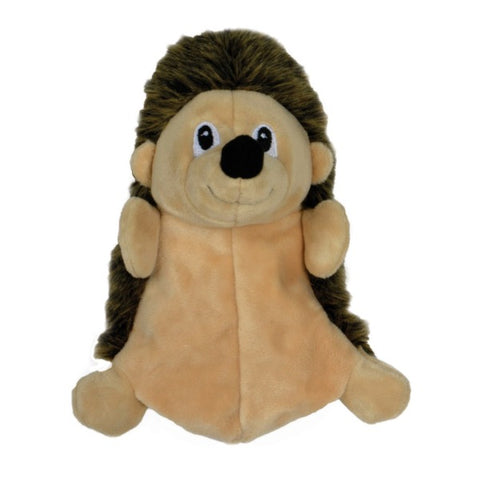 Tender-Tuffs Crinkle/No Stuffing Dog Toy-Hedgehog