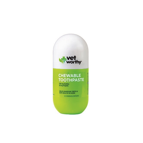 Vet Worthy Chewable Toothpaste-Health Care-Vet Worthy-Petland Canada