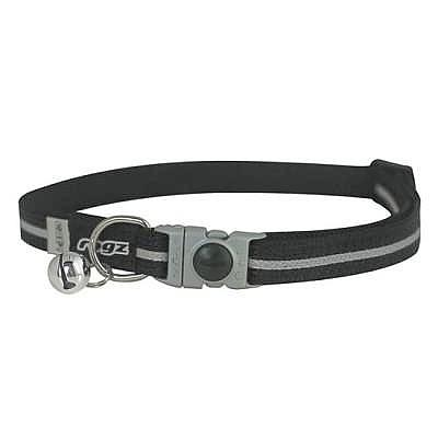 Black Rogz Alley Cat Breakaway Collar