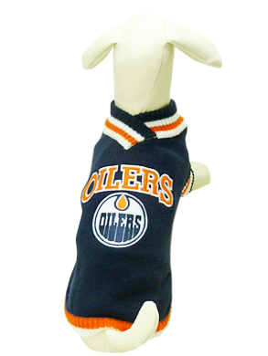 NHL Sweater Edmonton Oilers - available in 8 sizes-Clothes & Boots-Karsuh-Petland Canada