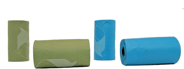 Good Dog Waste Bags; Available in 3 sizes-Outdoor-Good Dog-4 Rolls - 60 Bags-Petland Canada