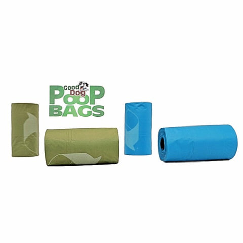 Good Dog Poop Bags; Available in 3 sizes