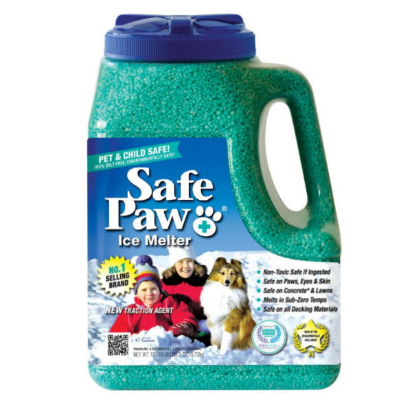 Safe Paw Ice Melter 8lb