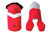 Silver Paw 2 Piece Snow Suit-Clothes & Boots-Silver Paw-Petland Canada