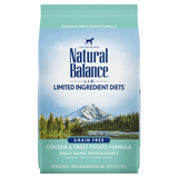 Natural Balance L.I.D. Chicken & Sweet Potato Dry Dog Formula-Food Center-Natural Balance-Petland Canada