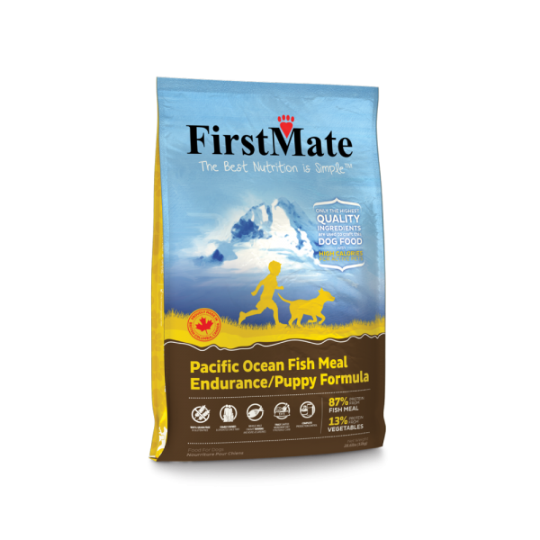 FirstMate Pacific Ocean Fish Meal Endurance Puppy Formula-Food Center-FirstMate-Petland Canada