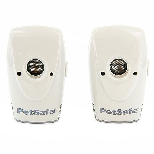 Petsafe Ultrasonic Indoor Bark Control 2 Units-Training & Behavior-PetSafe-Petland Canada