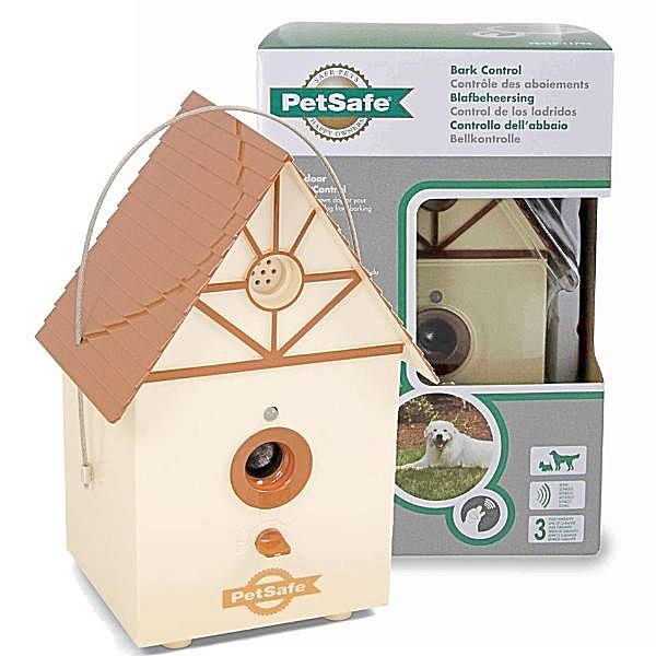 PetSafe Outdoor Bark Control Bird House