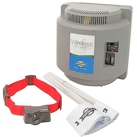 PetSafe Wireless Containment System-Training & Behavior-PetSafe-Default-Petland Canada