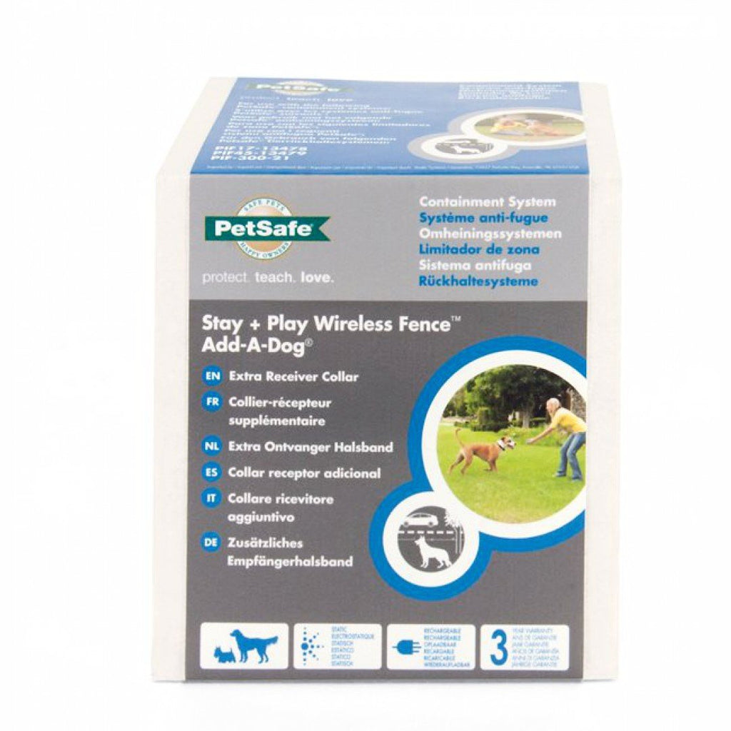 petsafe stay play wireless fence extra receiver collar - Petsafe Wireless Fence