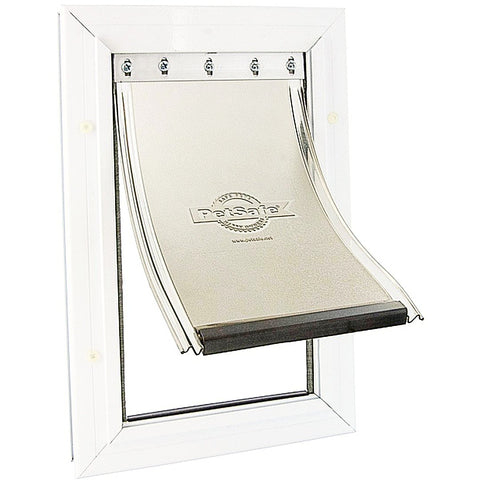 PetSafe Freedom Aluminum Pet Door; available in 4 sizes.