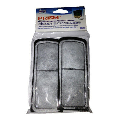 Prism Desktop Replacement Cartridge 2pk-Filtration & Circulation-Penn Plax-Petland Canada