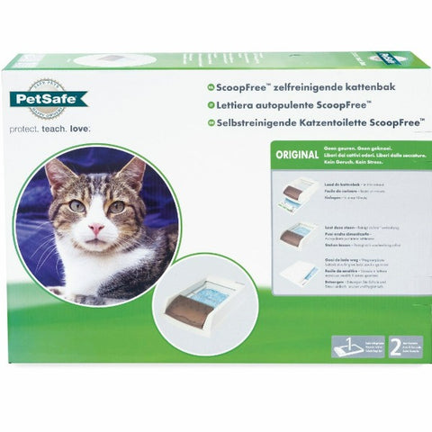 ScoopFree Original Self-Cleaning Litter Box-Litter-PetSafe-Petland Canada