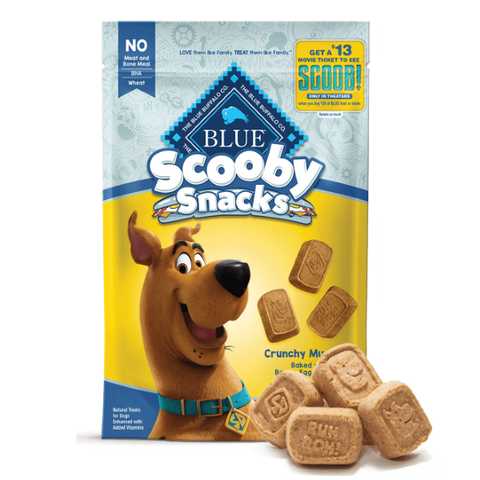 BLUE Scooby Snacks 226g-Treats-Blue Buffalo Co.-Petland Canada