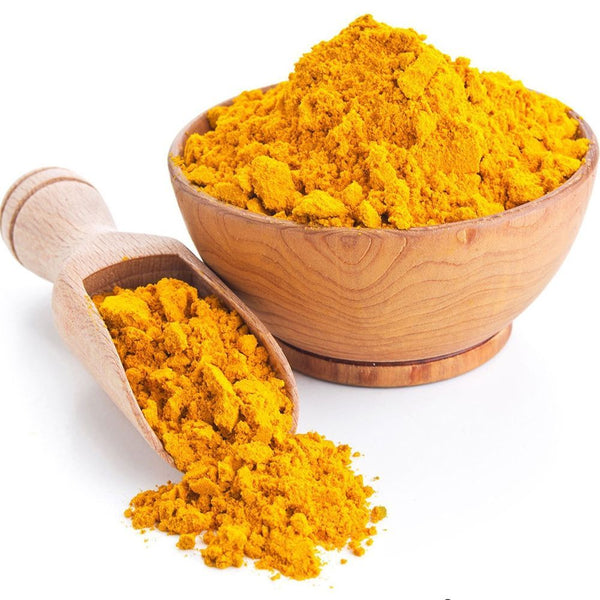 Turmeric (Curcumin) Root Powder - (Raw, Certified Organic)