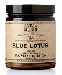 Blue Lotus - Flower of Intuition & Aphrodisiac