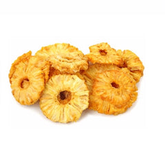 Pineapple Ring Slices - (Raw, Organic, Sun Dried)